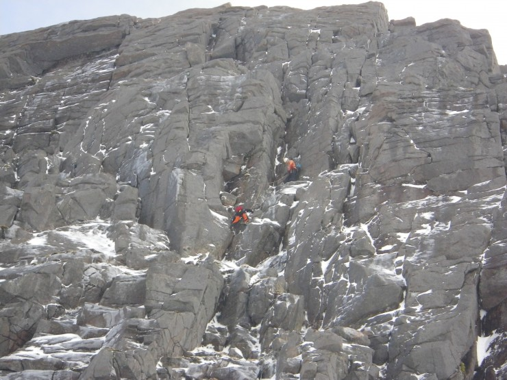 Climbers on the Mess of Potage
