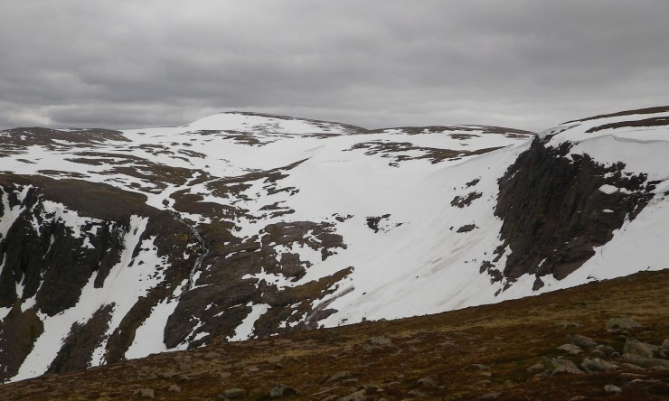 Garbh Uisge Beag, Feith Buidhe and Hell's Lum