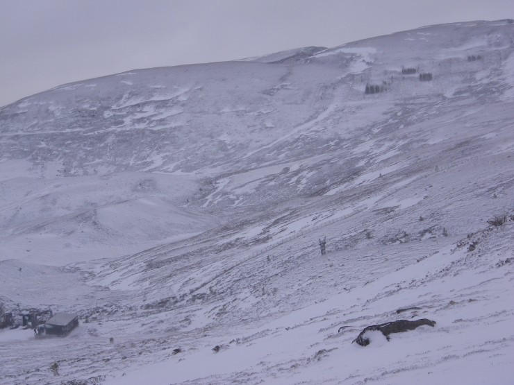 Wiind soured Westerly slopes