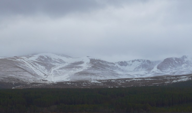 Cairngorm and the ski area