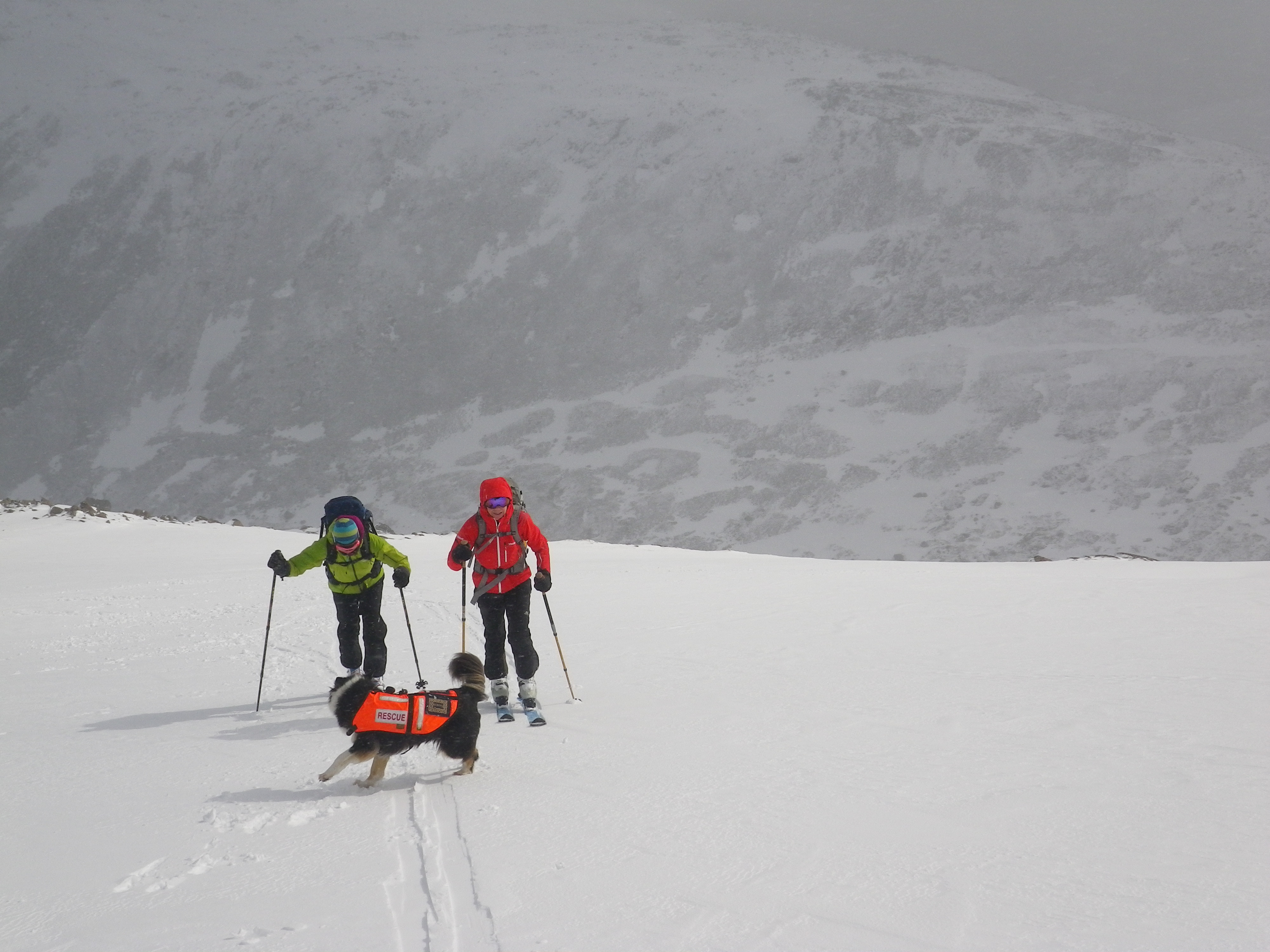 The East side of Cairngorm