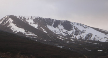 Lean Conditions in The Northern Corries.