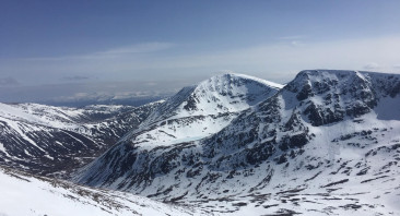 Sunny and Breezy on the Tops