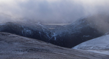 Pleasant Conditions in the Cairngorms