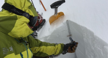 Blizzards and Whiteout on the Tops