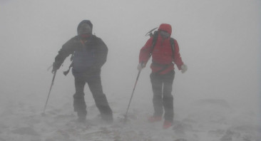 Conditions on Plateau today