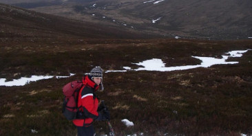 A visit to Coire Laogh Mor