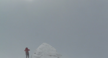 Windslab and Snow Showers