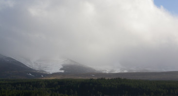 Storm force winds – Wintry